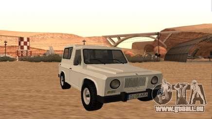 Aro 243D 1975 für GTA San Andreas