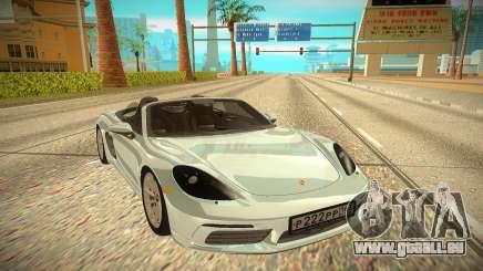 Porsche Boxter für GTA San Andreas