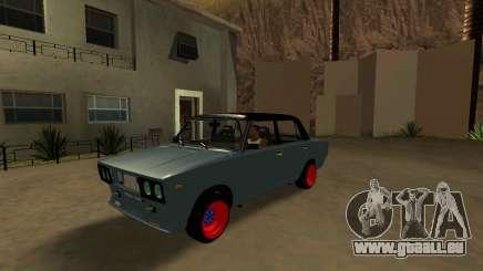 VAZ 2106 Combat v1 für GTA San Andreas
