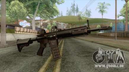 HK-416 Carbine v2 pour GTA San Andreas
