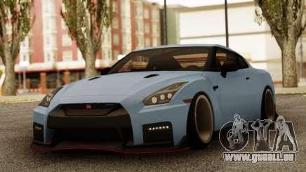Nissan GTR Nismo für GTA San Andreas