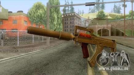 Playerunknown Battleground - OTs-14 Groza v1 für GTA San Andreas