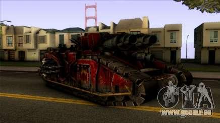 Warhammer 40k - Chaos Fellblade 1.0 für GTA San Andreas