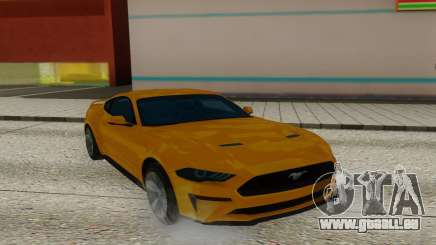 Ford Mustang GT Leaked pour GTA San Andreas