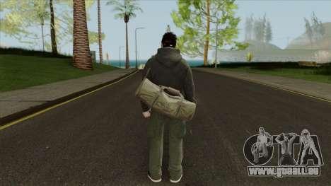 Random Ped 1 From GTA Online für GTA San Andreas dritten Screenshot