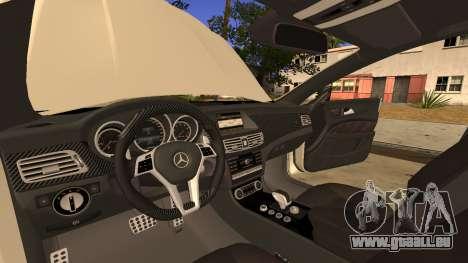 Mercedes-Benz CLS 63 pour GTA San Andreas