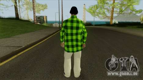 New Fam2 HD pour GTA San Andreas