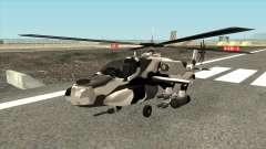 Motif Camouflage pour le Chasseur pour GTA San Andreas