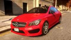 2014 Mercedes-Benz CLA260 v1.1 pour GTA 4