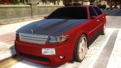 Tuning Washington pour GTA 4