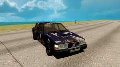 Volvo 760 pour GTA San Andreas