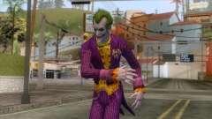 Batman Arkham City - Joker Skin v1