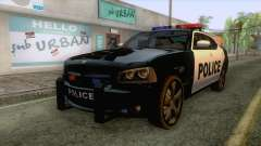 Dodge Charger SRT8 Police pour GTA San Andreas