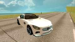 Mercedes-Benz AMG GT LP CARS pour GTA San Andreas