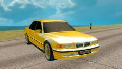 BMW E38 750iL 7 Series
