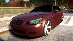 BMW E60 Realistic Vossen Wheel für GTA 4