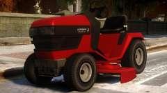 Jacksheepe Lawn Mower für GTA 4