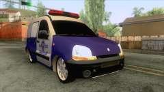 Voiture De Police De La Renault Clio pour GTA San Andreas