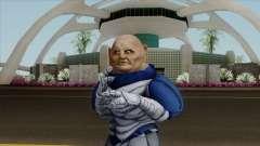 Doctor Who The Adventure Games Sontaran pour GTA San Andreas