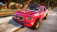 Baja 1000 Honda Ridgeline pour GTA 4