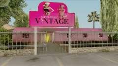 Nouveau club de strip dans les Os Comté