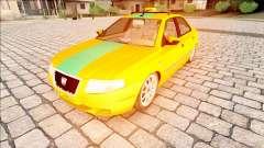 IKCO Samand Taxi