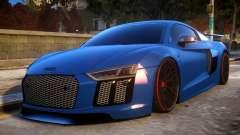 Audi R8 2017 für GTA 4
