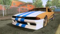 The Fast and the Furious Elegy pour GTA San Andreas
