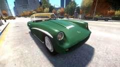 1960 FSO Syrena Sport für GTA 4