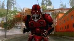 Kerberos Panzer Cop Red Skin für GTA San Andreas