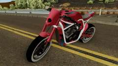 Kawasaki Z800 Street Fighter für GTA San Andreas