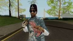 Nouveau gangster Ballas3 pour GTA San Andreas