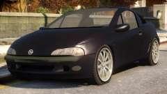 Opel Tigra Mk1 pour GTA 4