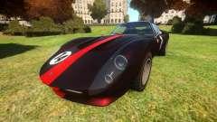 Grotti Stinger GT V1.1 pour GTA 4