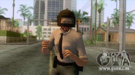 GTA Online - PUBG Stile Skin pour GTA San Andreas
