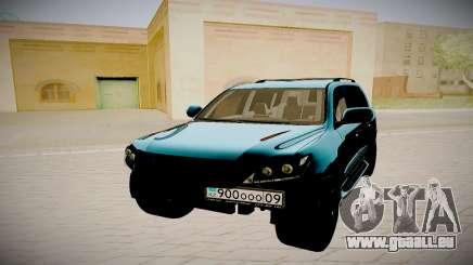 Lexus LX570 für GTA San Andreas