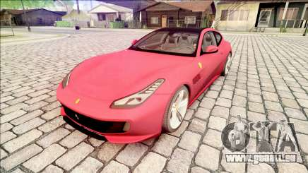 Ferrari GTC4 Lusso 70th Anniversary 2016 IVF pour GTA San Andreas