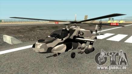 Camouflage-Muster für Jäger für GTA San Andreas