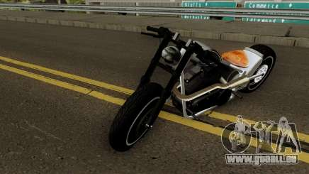 HardTail Sport Bobber 1700CC HD für GTA San Andreas