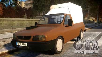 Dacia PickUp Cab pour GTA 4