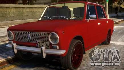 Tofas Murat 124 pour GTA 4