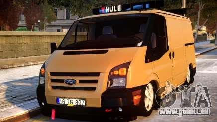 Ford Transit TUNING pour GTA 4