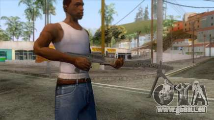Day of Infamy - MG-34 für GTA San Andreas