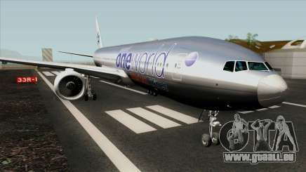 Boeing 777-200ER American Airlines - Oneworld für GTA San Andreas