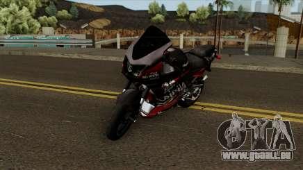 Kawasaki Ninja 250 R für GTA San Andreas