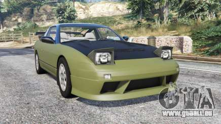 Nissan 240SX SE (S13) tuning v1.1 [replace] für GTA 5