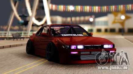 Nissan Silvia S13 CAMBEGANG pour GTA San Andreas
