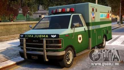 Ambulance Modification für GTA 4