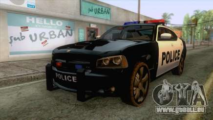 Dodge Charger SRT8 Police für GTA San Andreas