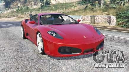 Ferrari F430 2004 v1.1 [replace] pour GTA 5